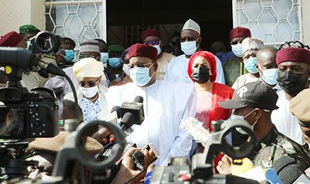 Election Présidentielle 2ème tour :«L'alternance pacifique qui a manqué au Niger, depuis des décennies va se réaliser», déclare SE Issoufou Mahamadou