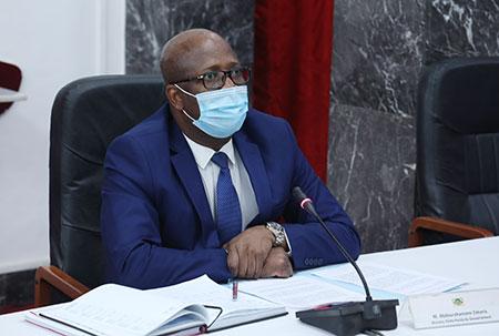A la Présidence de la République : Le gouvernement félicite le Chef de l'Etat, lauréat du prestigieux Prix Ibrahim