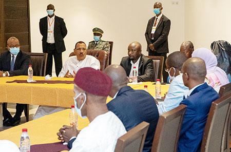 Le Président de la République a rencontré la communauté nigérienne vivant au Congo : Nos compatriotes édifiés sur les actions prioritaires du Programme de Renaissance Acte III